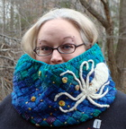 YPP Octopus Scarf KAL Contest